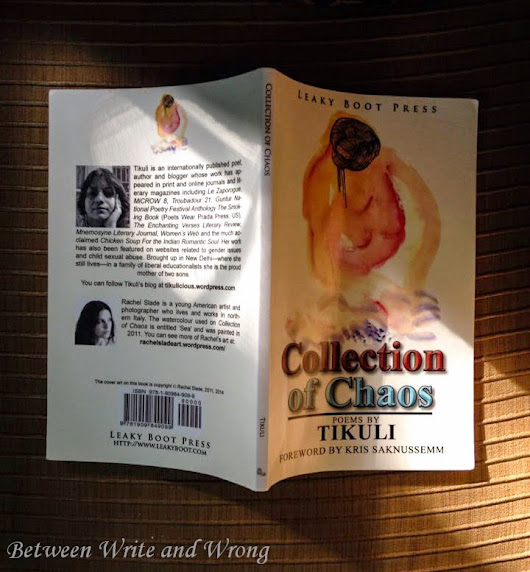 Book Review - Collection of Chaos by Tikuli