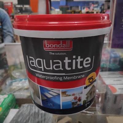 Cat Kolam Bondall Aquatite