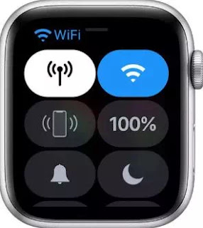 Arti Icon dan Simbol di Apple Watch-7