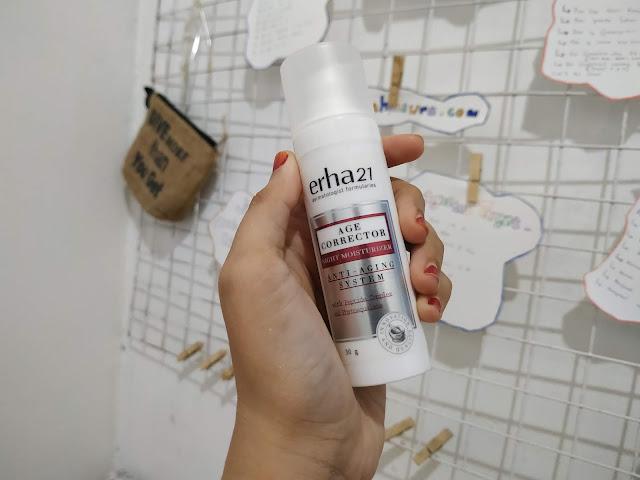erha21 night moisturizer