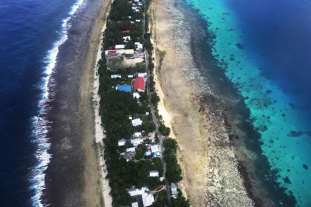 دولة توفالو أصغر دولة في العالم