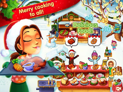 Download Delicious Emily Christmas Carol PC Game Full version