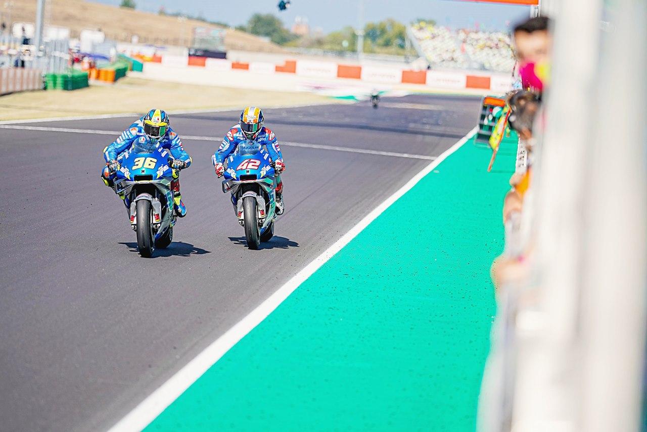 Taktik Jitu Joan Mir Raih Podium San Marino GP