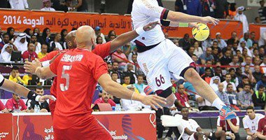 نتيجة مباراة مصر وقطر لكرة اليدة