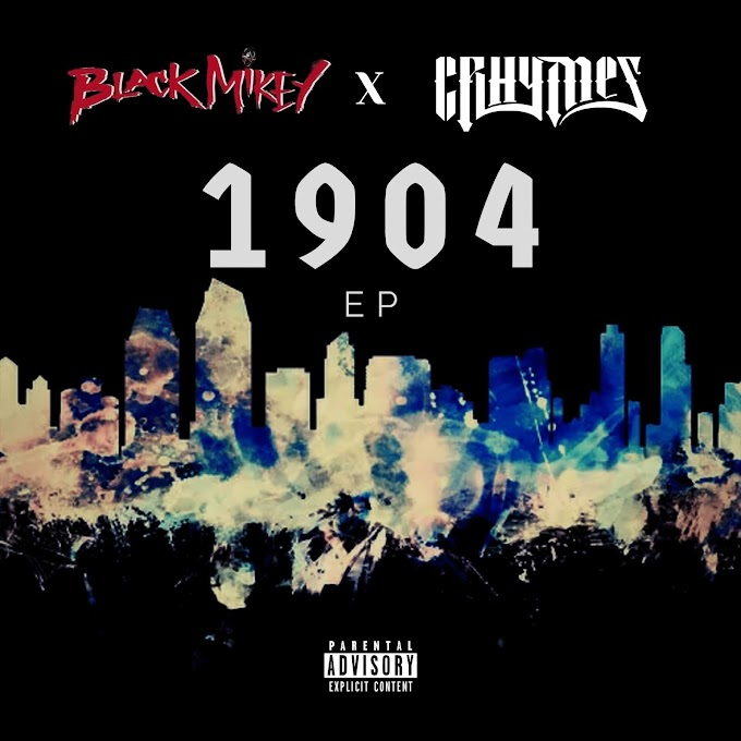 San Diego Rappers, Crhymes  x Black Mikey Team Up for '1 9 0 4 EP'