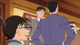 Hellominju.com : 名探偵コナン アニメ 第987話『会社解散パーティー』感想 |  Detective Conan Ep.987 | Hello Anime !
