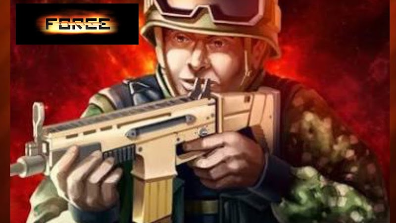 Bullet Force MOD APK + DATA [Free Shopping] V1.0 B66 Full Android
