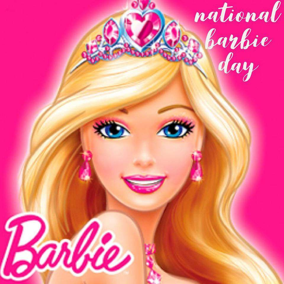 National Barbie Day Wishes Beautiful Image