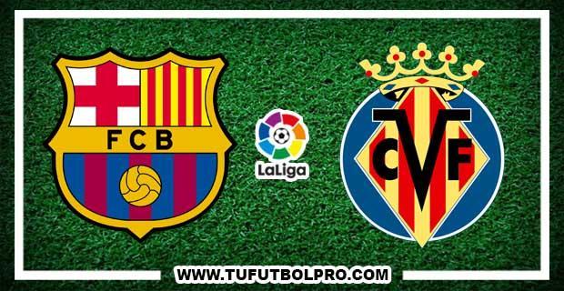 Ver Barcelona vs Villarreal EN VIVO Por Internet Hoy 6 de Mayo 2017