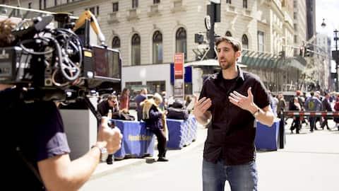 كورس تقنيات انتاج فيديو مقابلة