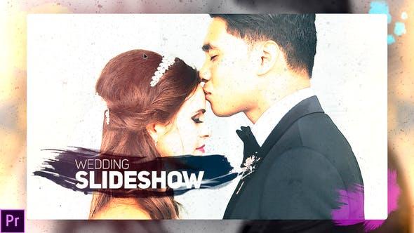 Videohive - Wedding Slideshow - 21809377
