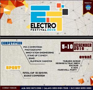 elektro festival 2016