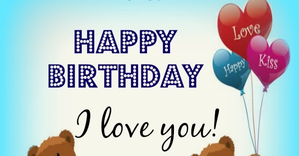 Happy Birthday, I love you Christian Card | Christian ...