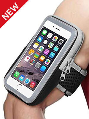 Arm Mobile holder for Cycling, Running, and Gym