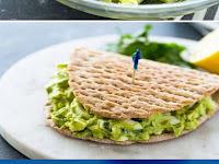 Creamy Avocado Egg Salad