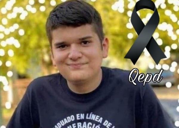 Se termina la triste búsqueda, encuentran sin vida a r Luciano, desaparecido en Tamaulipas