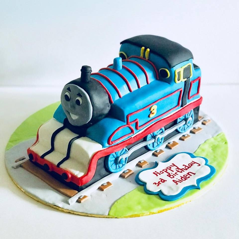 Thomas The Train Birthday Cakes Singapore