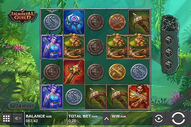 Ulasan Slot Push Gaming Indonesia - Immortal Guild Slot Online