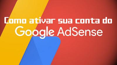 Como ativar sua conta do Google AdSense