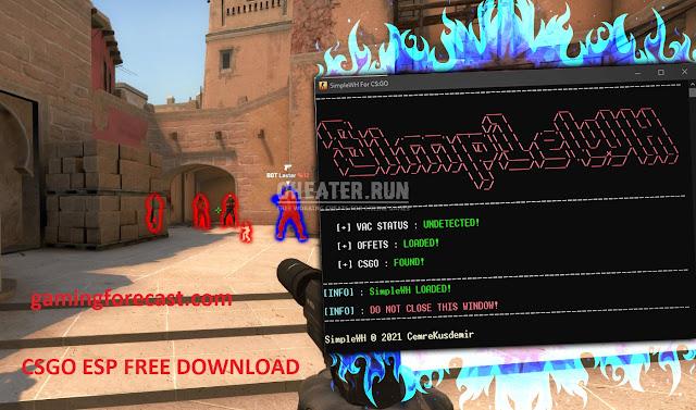 csgo esp hack free