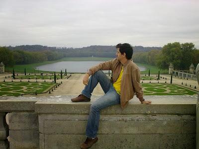 Jardim Versalhes - Paris - França