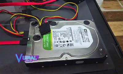 Gambar Hardware Penyimpanan Komputer Hardisk