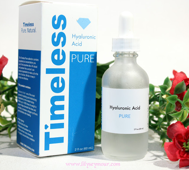 Pure 100% Hyaluronic Acid