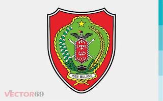 Logo Provinsi Kalimantan Tengah (Kalteng) - Download Vector File SVG (Scalable Vector Graphics)