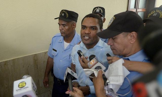 La Fiscalía del Distrito pidió la apertura del juicio de fondo contra el exdirector de Fronteras, Donni Santana Cuevas.