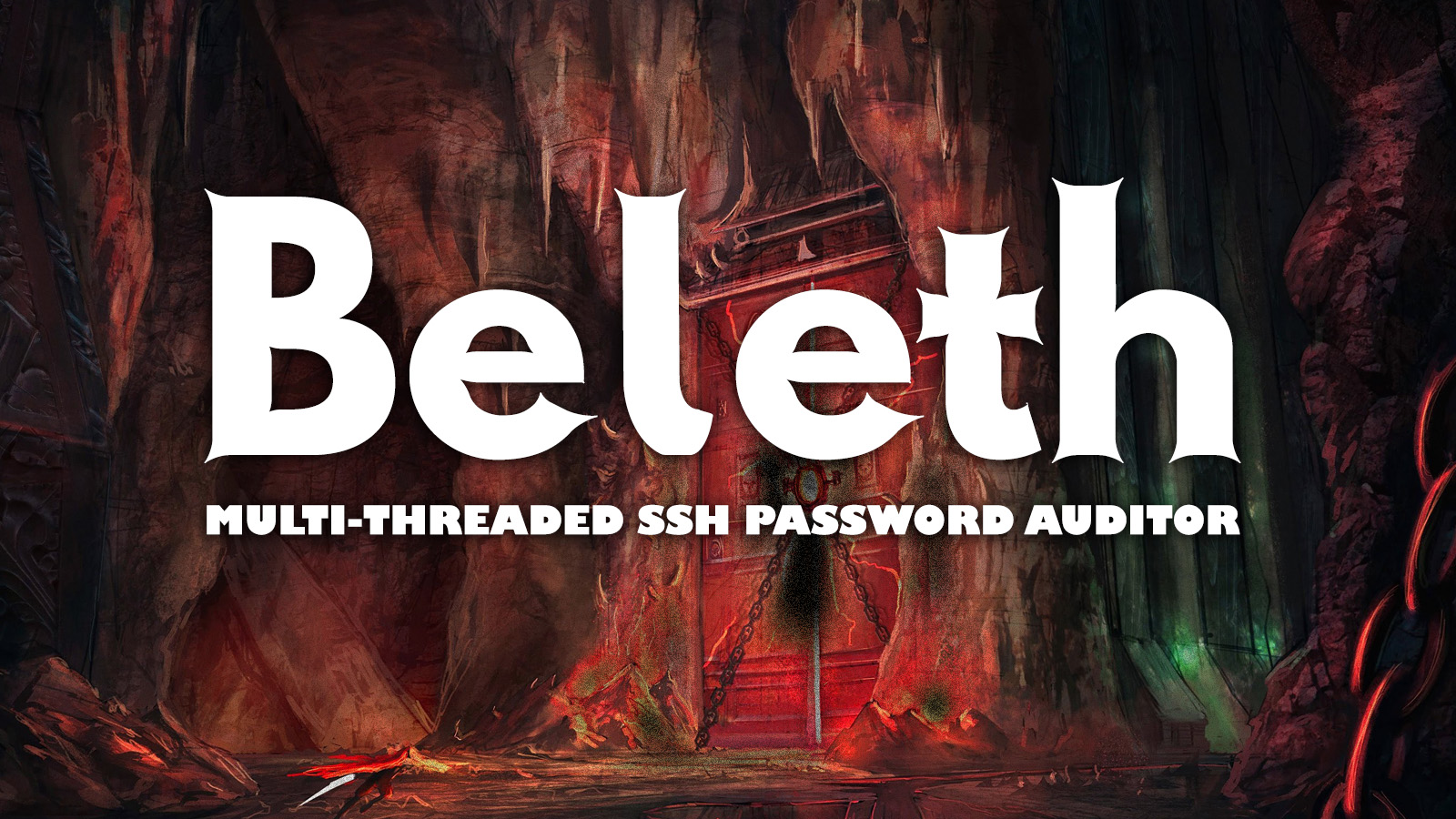 Beleth Password Audit Tool