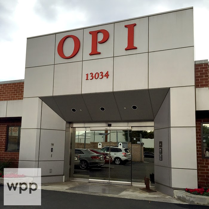 OPI Headquarters Entrance