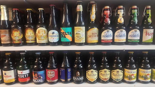 beer's of belgium