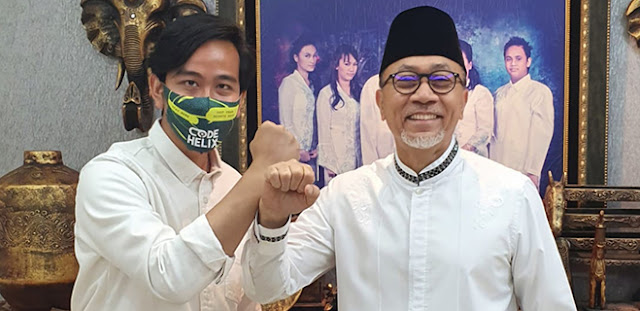 Zulhas Siap Jadi Mentor Gibran, RR: Kok Terjerembab Semakin Dalam Ya?