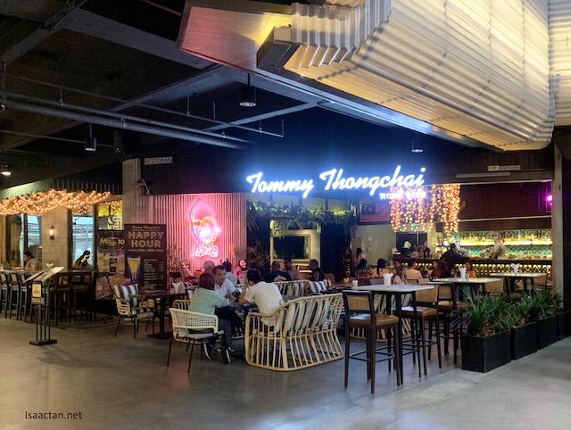 Tommy Thongchai, Thai Fusion Restaurant @ Jaya One, Petaling Jaya