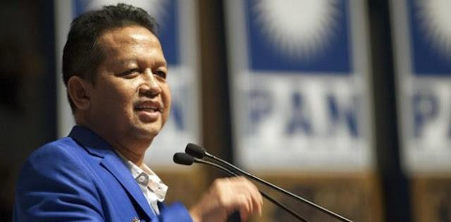 Zulhaz: Soetrisno Bachir Capres 2024 Dari PAN