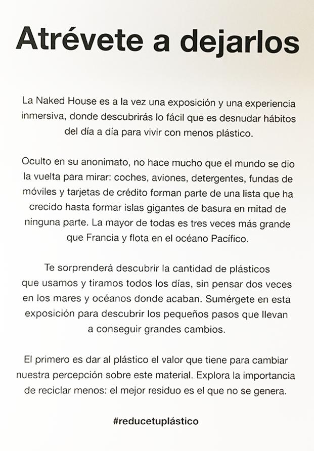 Visitamos la Naked House de Lush, un apasionante espacio libre de plásticos