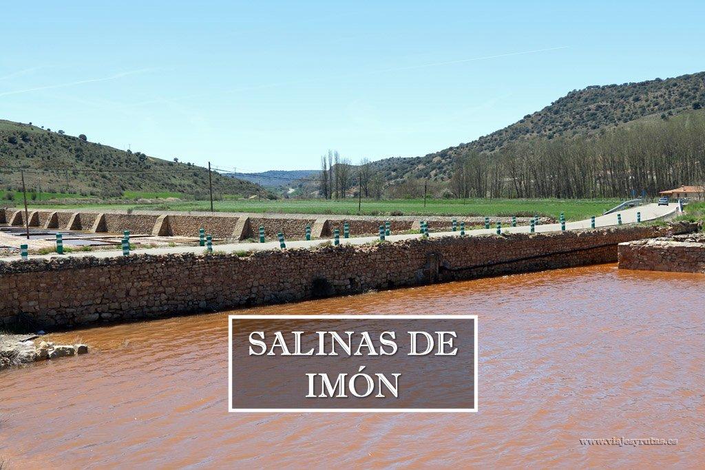 Visitando las antiguas Salinas de Imón