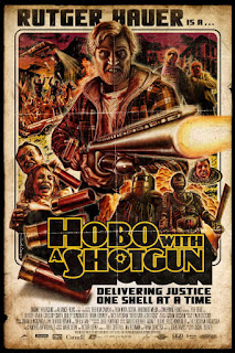 Hobo with a Shot Gun (2011) Starring Rutger Hauer