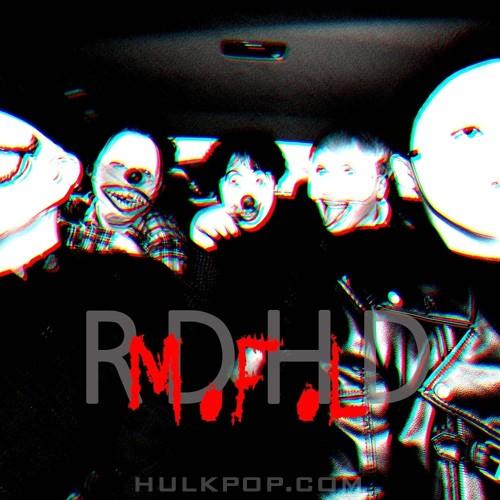 RDHD – M.F.L (Mad Fucking Liar) – Single