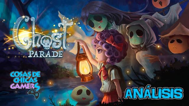 Análisis Ghost Parade para PS4