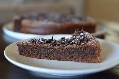 Playing With Flour Chocolate Amaretti Cake