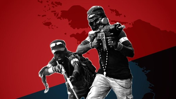 Baku Tembak dengan Satgas Nemangkawi di Ilaga Papua, 5 KKB Tewas