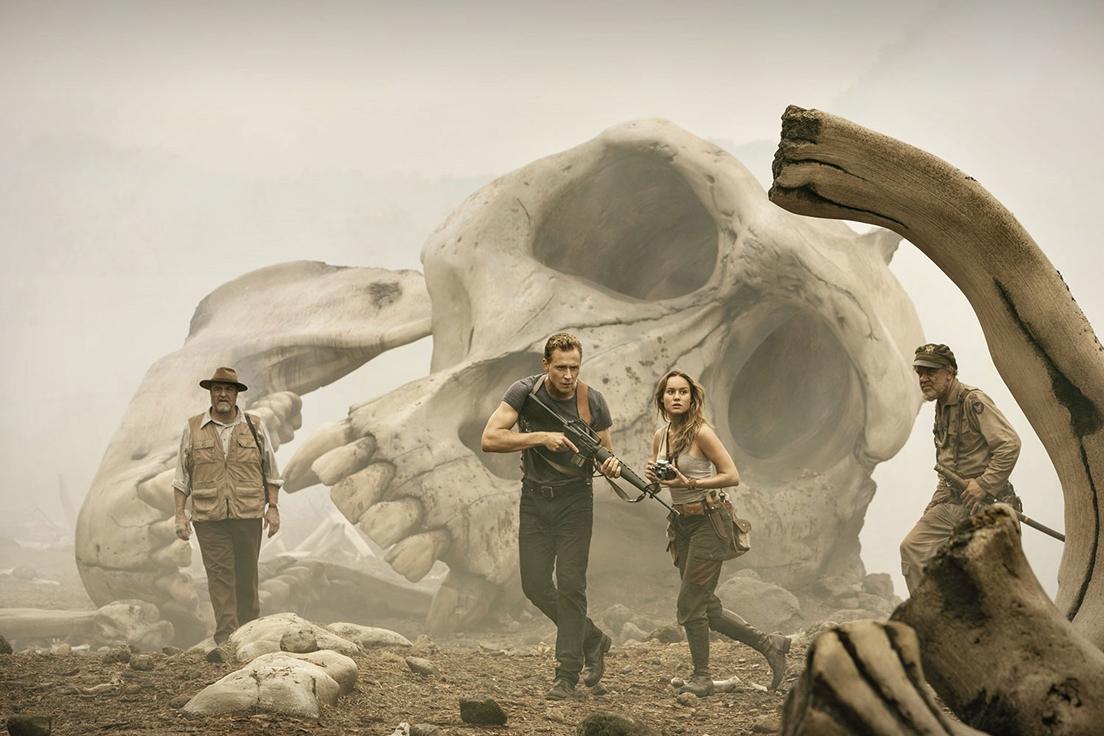 'Kong: Skull Island' de Jordan Vogt-Roberts