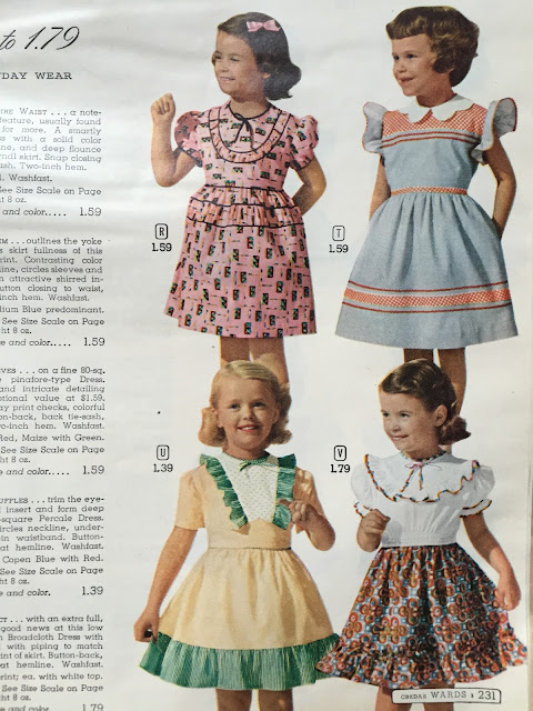 Vintage Baby Girl Dresses
