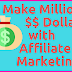 Affiliate Guide To Make $1000 Per Month: Affiliate SEO Process