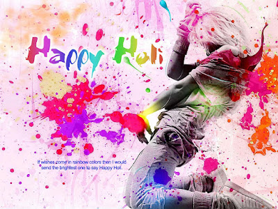 happy holi images wallpapers