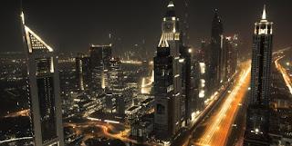 Ilustrasi Kota Besar