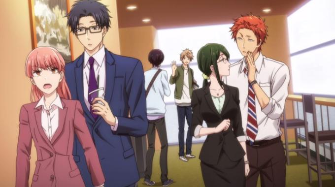 5 Animes de comédia para Adultos