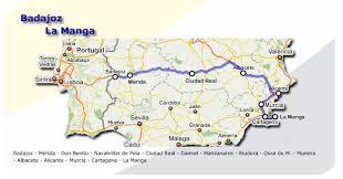 Autovía de Badajoz Ciudad Real Valencia