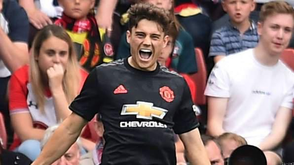 Solskjaer: James an Example for Everyone at Man Utd